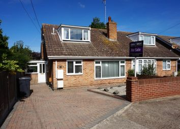 Thumbnail 3 bedroom bungalow for sale in Sandwich Road, Dover