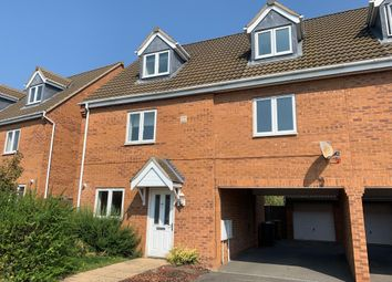 Thumbnail 4 bed property to rent in Black Swan Crescent, Hampton Hargate, Peterborough