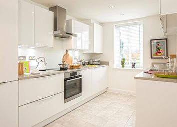 "Thumbnail 3 bed semi-detached house for sale in ""Ashurst"" at Jessop Court, Waterwells Business Park, Quedgeley, Gloucester"