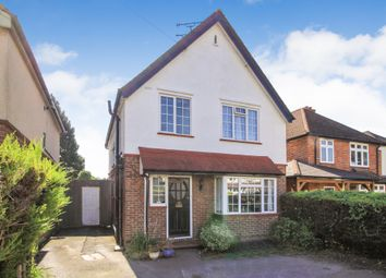 Thumbnail 4 bed detached house for sale in Crabtree Road, Camberley