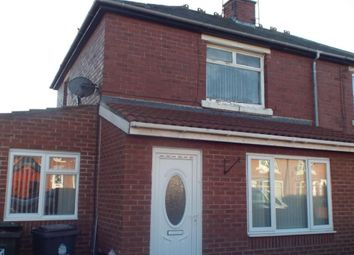 Thumbnail 4 bed property to rent in Mason Road, Wallsend