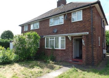 Thumbnail 3 bed semi-detached house for sale in Violet Avenue, Uxbridge