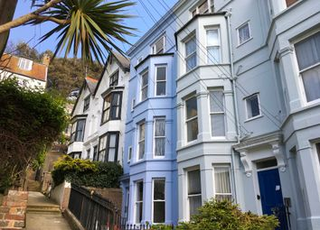 Thumbnail 1 bed flat to rent in Cobourg Place, Hastings Old Town