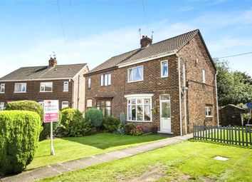 Thumbnail 3 bed semi-detached house for sale in Stratford Drive, Scunthorpe