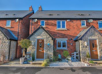 Thumbnail 3 bedroom end terrace house for sale in Coed Y Wenallt, Rhiwbina, Cardiff