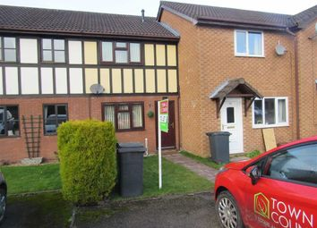 Thumbnail 2 bed terraced house to rent in Ashlands Road, Weston Rhyn, Shropshire