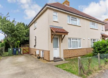 Thumbnail 3 bed semi-detached house for sale in Darford, Earith, Huntingdon, Cambridgeshire