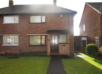 Thumbnail 2 bed semi-detached house to rent in Dunkirk Avenue, West Bromwich