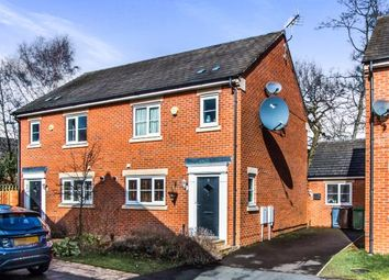 Thumbnail 3 bed semi-detached house for sale in The Pines, Manchester, Greater Manchester, .