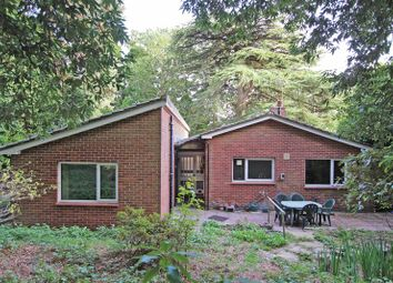 Thumbnail 3 bed detached bungalow for sale in Bassett Green Drive, Southampton