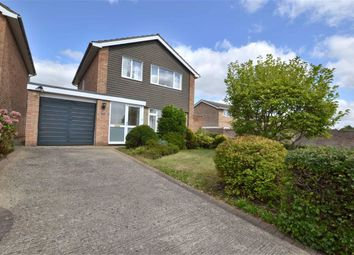 Thumbnail 3 bed detached house for sale in Marlborough Road, Collenswood, Stevenage, Herts