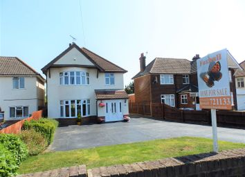Thumbnail 5 bed detached house for sale in Felixstowe Road, Ipswich