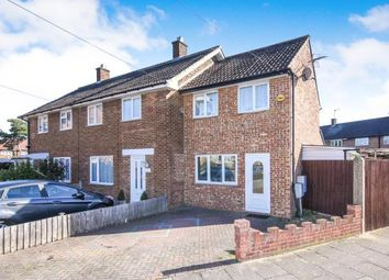 Thumbnail 1 bed end terrace house for sale in Tuck Road, Rainham