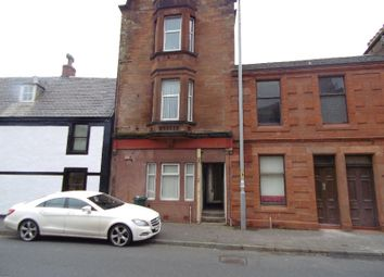 Thumbnail 1 bedroom flat for sale in Main Street, Newmilns, East Ayrshire