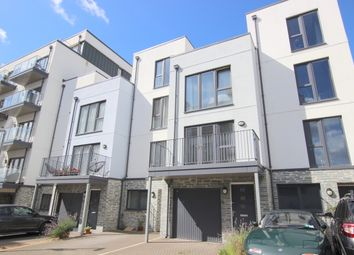 3 bed town house for sale in Quadrant Quay, Trinity Street, West Hoe, Plymouth PL1