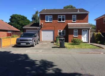 Thumbnail 2 bed flat to rent in Victoria Road, Wednesfield, Wolverhampton
