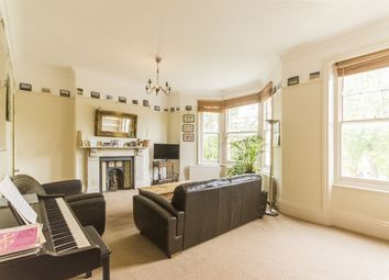 Thumbnail 3 bed flat to rent in Kings Avenue, Clapham North, London