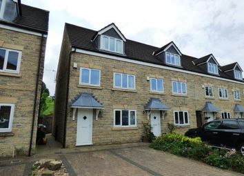 Thumbnail 4 bed end terrace house for sale in Alpha Mews, New Road, Whaley Bridge, High Peak