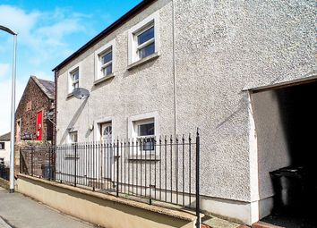 Thumbnail 2 bed flat for sale in Station Road, Wigton