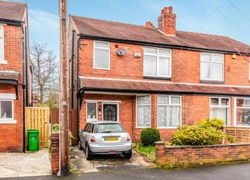 Thumbnail 3 bedroom semi-detached house for sale in Barnsfold Avenue, Manchester, Greater Manchester, Uk