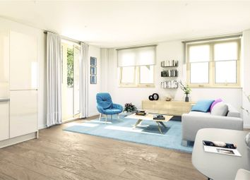 Thumbnail 2 bed flat for sale in Tollington Way, Upper Holloway