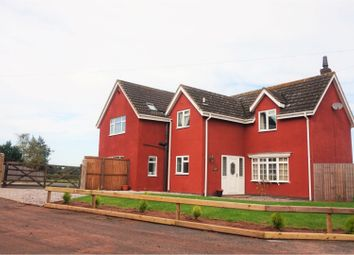 Thumbnail 4 bed detached house for sale in Waters Upton, Telford