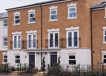 "Thumbnail 4 bed town house for sale in ""The Blackburn"" at Parsonage Road, Horsham, West Sussex, Horsham"