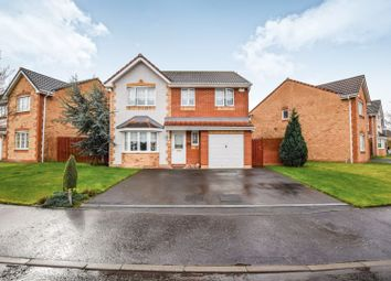 Thumbnail 4 bedroom detached house for sale in Mill Grove, Glasgow