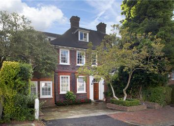 Thumbnail 5 bedroom semi-detached house to rent in Greenaway Gardens, Hampstead