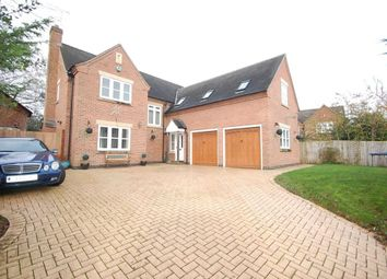 Thumbnail 4 bed detached house to rent in School Lane, Rolleston On Dove, Burton Upon Trent, Staffordshire