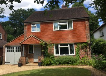 Thumbnail 4 bed detached house for sale in Gasden Lane, Witley, Godalming