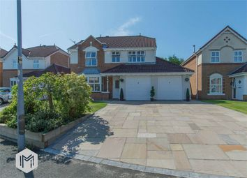 Thumbnail 4 bed detached house for sale in Reedley Drive, Worsley, Manchester