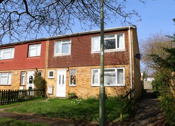 Thumbnail 3 bed end terrace house for sale in Ludlow Close, Winklebury, Basingstoke