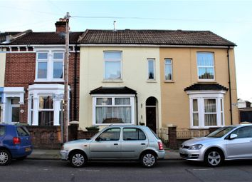 Thumbnail 5 bedroom terraced house for sale in Knox Road, Portsmouth