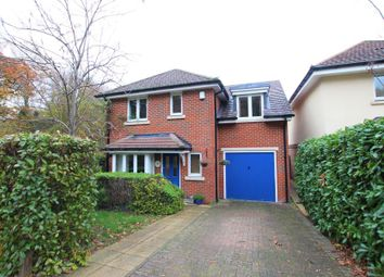 Thumbnail 4 bed detached house to rent in Robin Hood Road, St. Johns, Woking