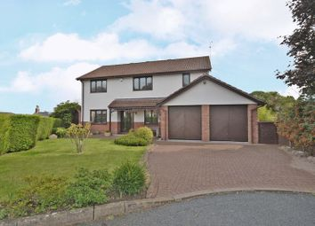 Thumbnail 4 bed detached house for sale in Outstanding Family House, Ffos-Y-Fran, Newport