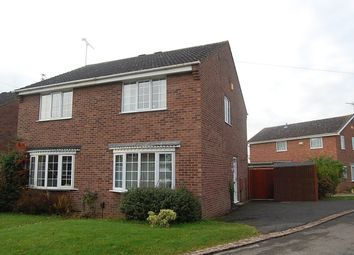 Thumbnail 2 bedroom semi-detached house to rent in Diseworth Close, Chellaston, Derby
