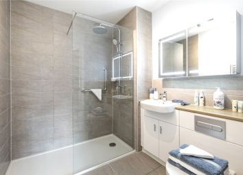 Thumbnail 2 bed flat for sale in Lewis House, Beulah Hill, London