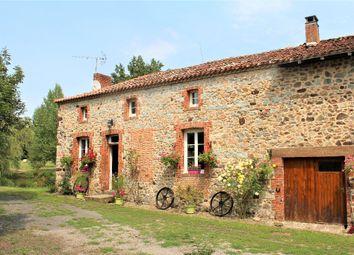 Thumbnail 3 bed property for sale in Poitou-Charentes, Charente, Oradour Fanais