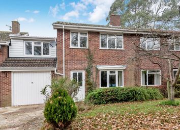 Thumbnail 4 bed semi-detached house for sale in Stoney Lane, Newbury