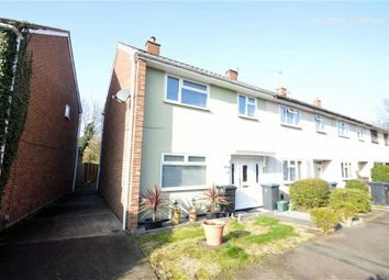Thumbnail 3 bed end terrace house for sale in Felmongers, Harlow, Essex