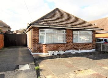 Thumbnail 3 bed detached bungalow for sale in Castle Lane West, Bournemouth