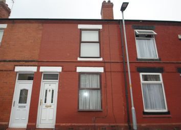 Thumbnail 2 bed property to rent in Oxford Street, Latchford, Warrington
