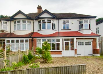 Thumbnail 4 bed semi-detached house for sale in Hillcrest View, Beckenham