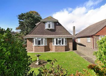 Thumbnail 4 bed detached house for sale in Parklands Avenue, Goring-By-Sea, Worthing, West Sussex