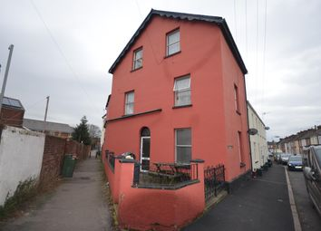 Thumbnail 1 bedroom flat to rent in Oxford Street, Exeter
