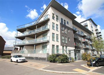 Thumbnail 1 bed flat to rent in Clarinda House, Clovelly Place, Greenhithe, Kent