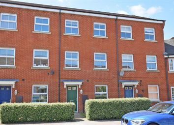Thumbnail 4 bed town house for sale in Swaffer Way, Singleton, Ashford, Kent