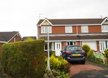 Thumbnail 3 bed property for sale in Lintonburn Park, Widdrington, Morpeth