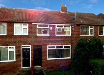 Thumbnail 3 bed terraced house to rent in Springfield Gardens, Horsforth, Leeds